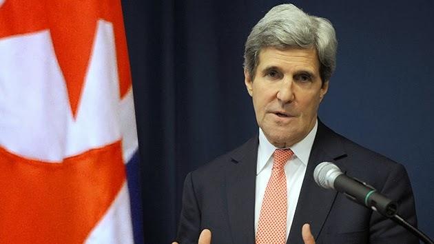 """Kerry: Corea del Norte es un """"mal, mal lugar"""""""